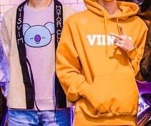 jin, kpop, and rm image