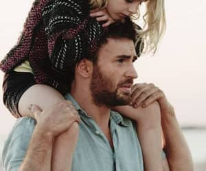 chris evans, gifted, and mckenna grace image