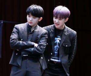 otp, Seventeen, and jihoon image