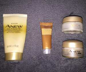 avon, lady, and products image