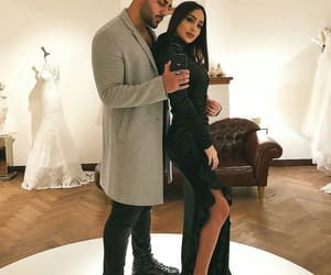 dress perfect, couple relationship, and love goals image