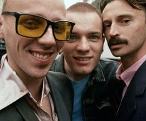 trainspotting, movie, and ewan mcgregor image