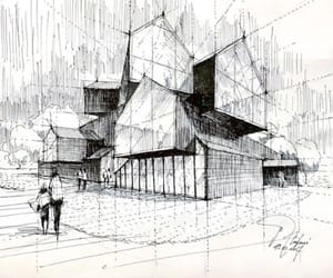 architects, architecture, and design image