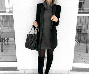 bag, fashion, and outfit image