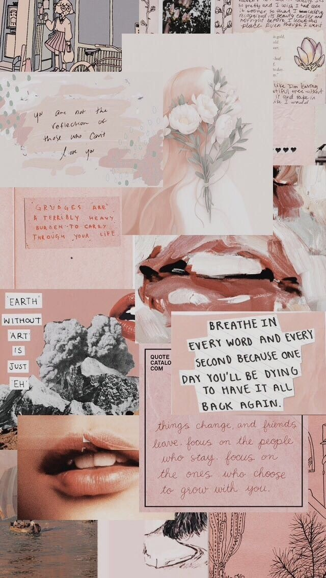 Image About Tumblr In Moodboard Rose Gold By Alina