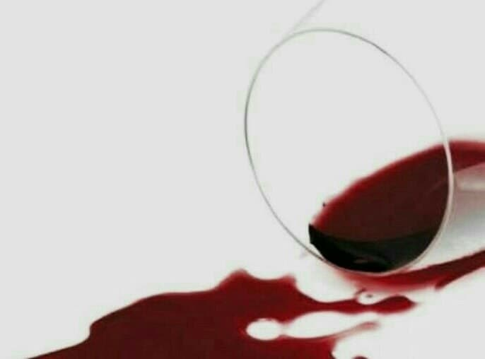 Image de wine, aesthetic, and blood