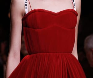 fashion, red, and dior image