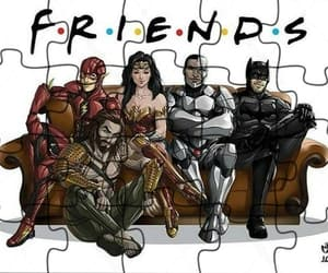 justice league and friends image