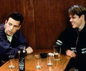 Ben Affleck, matt damon, and movie image