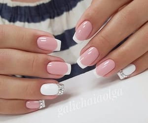 nails, wedding, and wediing nails ideas 2018 image
