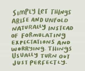 quotes, words, and expectations image