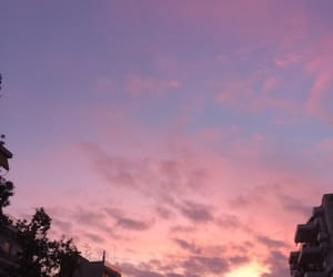 colors, sunset, and tumblr image