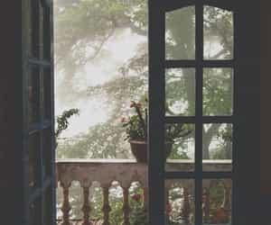 morning, romantic, and window image