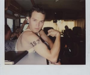 bassist, blink 182, and mark hoppus image