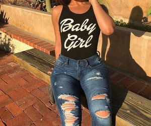 baby girl, slay, and chic outfits image