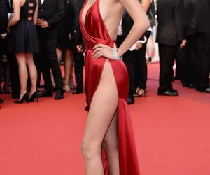 cannes, bella hadid, and model image
