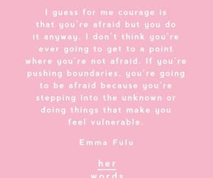 beauty, empowerment, and words image