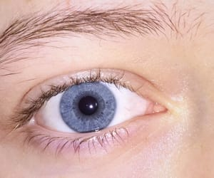 Bleu, blue, and yeux image