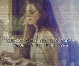 national anthem, lana del rey, and aesthetic image