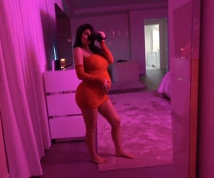 baby, pregnancy, and kylie jenner image