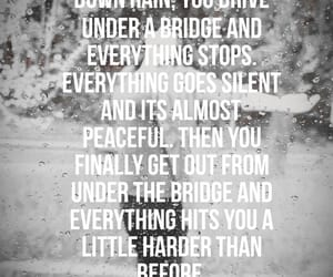 bridge, i miss you, and quotes image