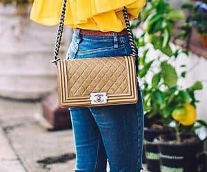 belleza, moda, and bolso image