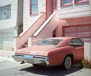 cars and pink image