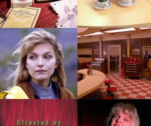 aesthetic, beautiful, and Laura Palmer image