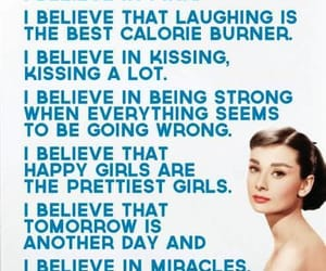 audrey hepburn, quotes, and girl image