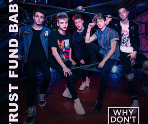 why don't we, band, and music image