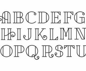 doodle and font image
