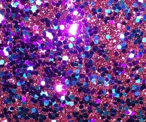 glitter, phone, and sparkle image