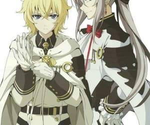 anime, seraph of the end, and manga image