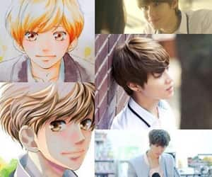 anime, draw, and minho image