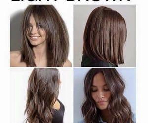 hairstyle, haircolour, and haircolor image
