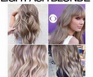 hairstyle, haircolor, and haircolour image