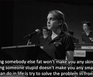 quotes, mean girls, and fat image