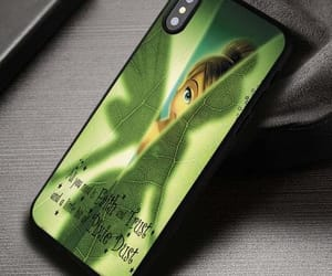 cartoon, tinker bell, and phone cases image