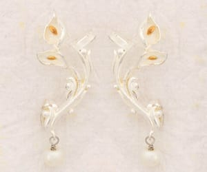 cuff earrings, ear cuffs online, and ear cuffs online india image