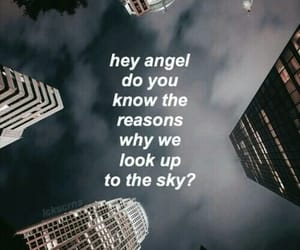 angel, Lyrics, and 1d image