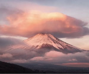 earth, mother nature, and volcanic image