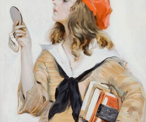 1910, fashion, and hat image