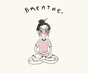art, breathe, and relax image