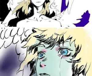 crybaby, ryo, and devilman image