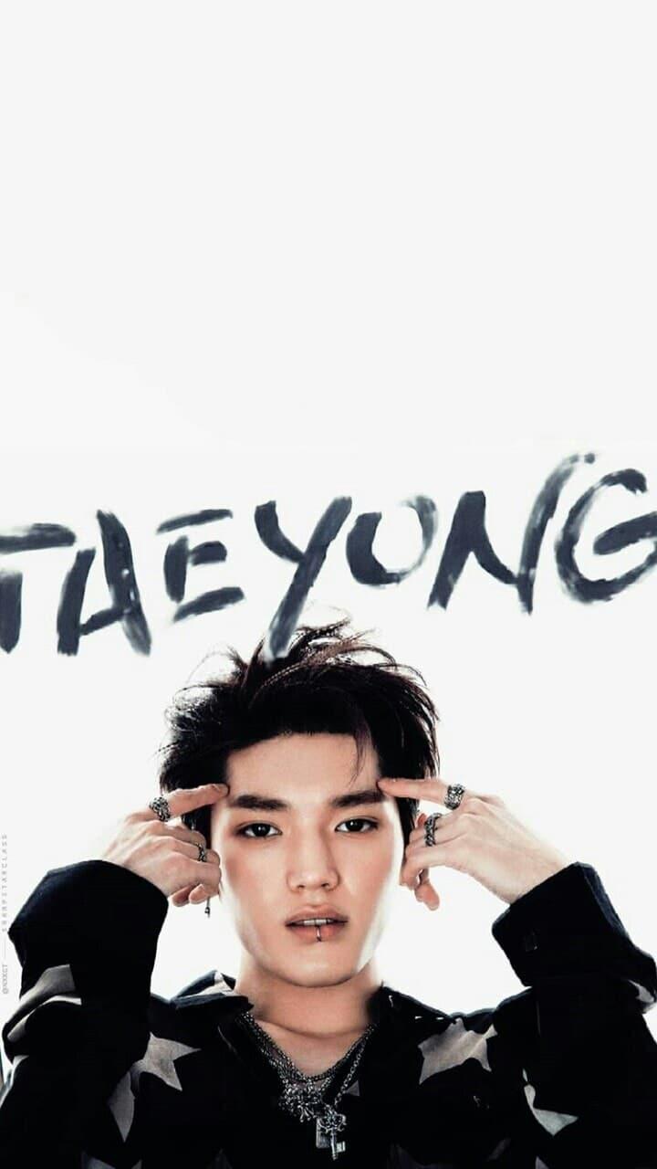 taeyong, lee taeyong, and kpop lockscreen image
