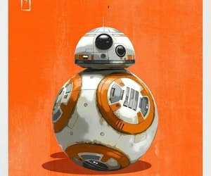 bb-8, star wars, and the last jedi image