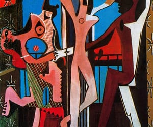 art and Pablo Picasso image