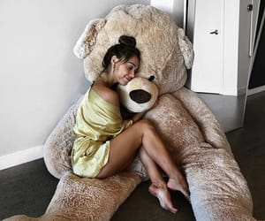 alexis ren, teddy bear, and bear image
