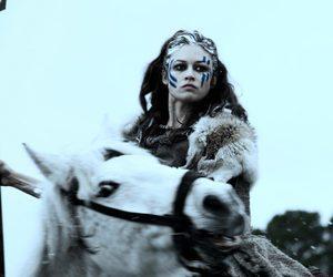 horse and Olga Kurylenko image