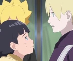 anime, himawari uzumaki, and boruto image